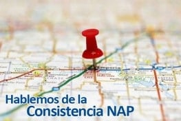 Consistencia NAP, SEO Local en Google