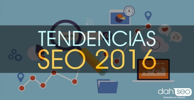 Tendencias SEO 2016